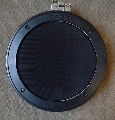 Casio 1987 Electronic Drum Pad Old New Stock