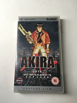 Sony Playstation Portable PSP UMD Akira Boxed More In Shop