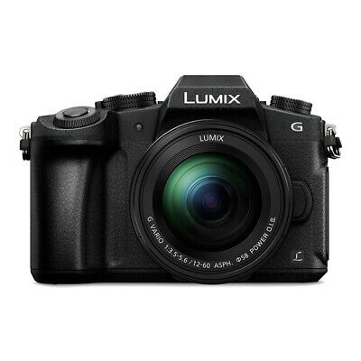 Panasonic LUMIX G85 4K Mirrorless Interchangeable Lens Camera Kit,12-60mm Lens