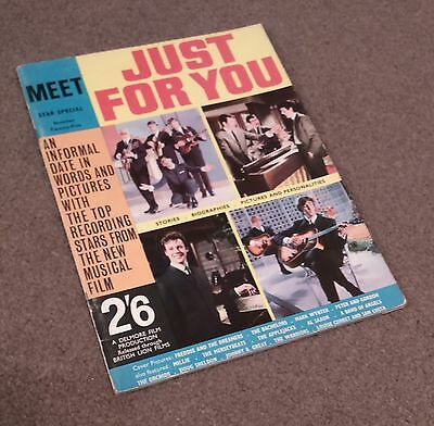MEET STAR SPECIAL - Just For You (1964) - Millie Louise Cordet Merseybeats