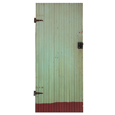 Reclaimed Plank Door from Barn in Martin's Ferry, OH, NED426