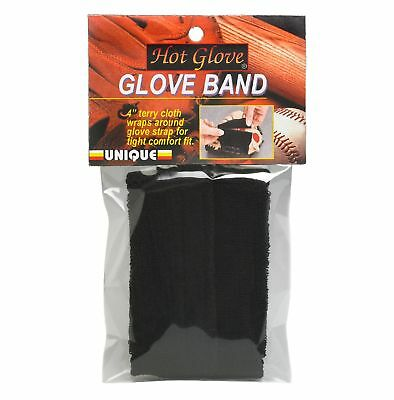 Unique Sports Baseball Mitt Softball Glove Band Washable And Reuseable HGB-BK