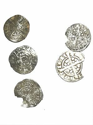 Hammered Coins 11mm-13mm