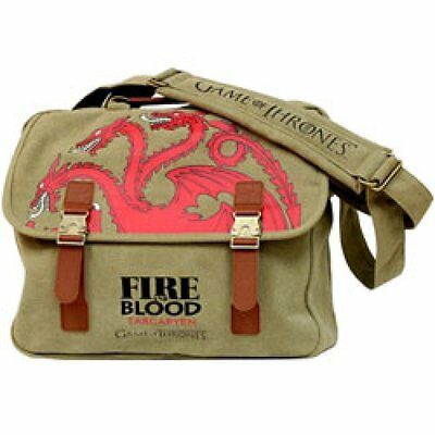 SD toys - Messenger Bag Game of Thrones - Targaryen Fire And Blood