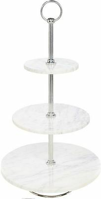 3 Tier Cake Stand Round Wedding Birthday Party Display Tower