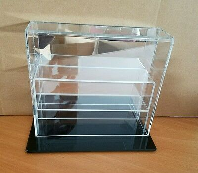Mirrored UV Protective Acrylic Hot Wheels/Collectibles Display Case
