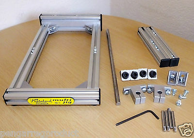 Multi Jig clamping System engraving Crafts electronics hobby vice model making