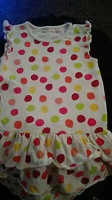 bundle of dresses and shorts and t-shirts size 4/5