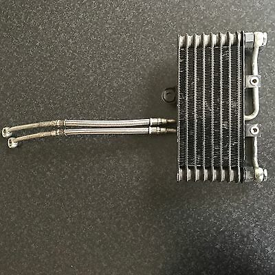 Triumph T595 Daytona 1996-2000 Oil Cooler Radiator with pipes