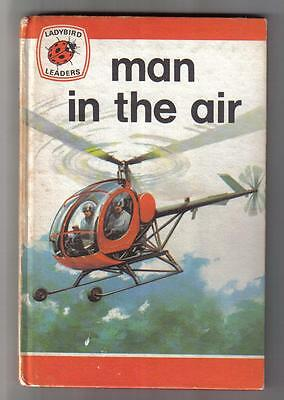 LADYBIRD BOOK Man in the Air by James Webster