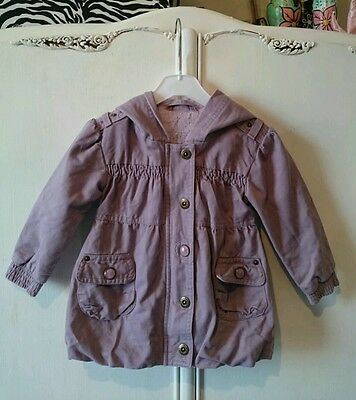 Lisa Rose cute girl jacket - size 2 years - great condition