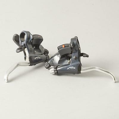 Shimano XTR ST-M910 Shift Levers Set 3x8 Speed Vintage Mountain bike shifters
