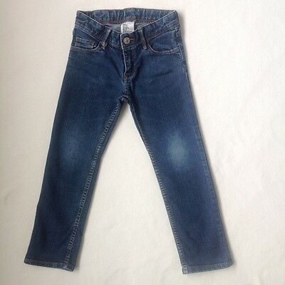 H&M blue jeans girls size 4 - 5 years