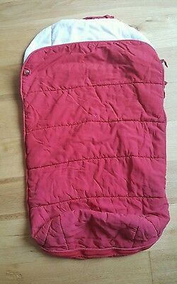 jane kids zone footmuff, cozytoes, winter cover for buggy, pushchair