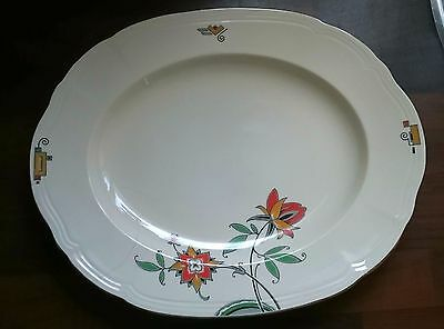 Alfred Meakin Royal Marigold Meat Plate/Platter