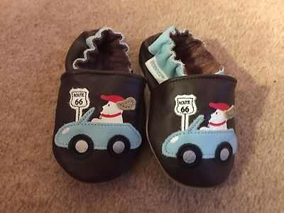 Baby Gap Shoes Boy Aged 3-6 Months