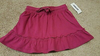 NWT Old Navy Girls Size 6-12 months Pink Skirt