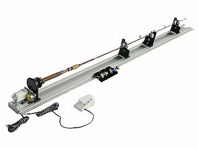 American Tackle Power Fishing Rod Wrapper 220V,Rod Building , UK Supplier