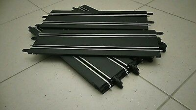 1/43 Carrera Go 10 x STANDARD STRAIGHT Slot Car Track