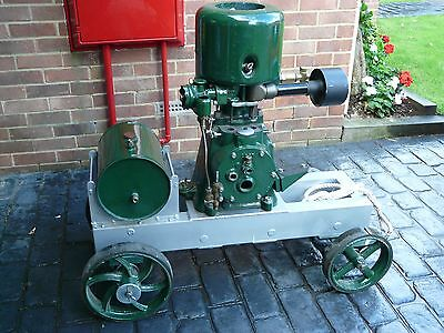 Lister Type A Stationary Engine