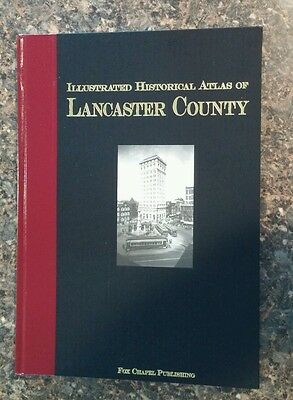 Illustrated Historical Atlas of Lancaster County PA