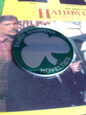 Halloween 3 Season of the Witch Silver Shamrock Novelties Chip Replica Prop