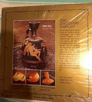 (Very Rare Artifact!) GREEK One of kind Find! (2300 Year old) VASE fragments kit