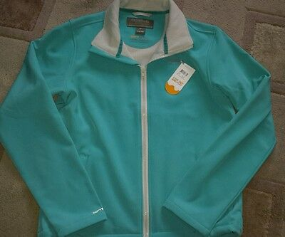 Regatta Light Weight jacket size32 age 12-15 years  turquoise BNWT camping GIRLS