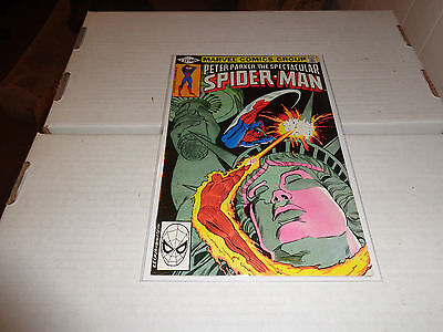Spectacular Spider-Man 42 VF/NM