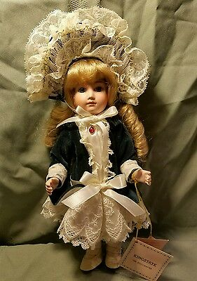 """Kingstate The DollCrafter 10"""" Doll  Julian"""