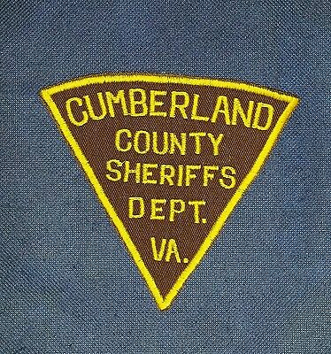 Cumberland County Sheriff, Virginia, Patch, Police
