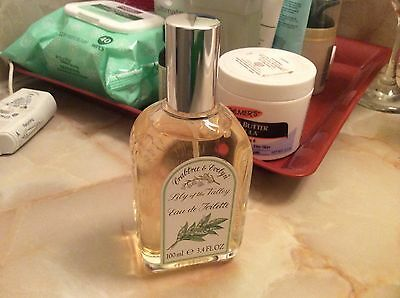 Rare Crabtree & Evelyn CLASSIC LILY OF THE VALLEY Eau De Toilette 100ml 3.4fl.oz