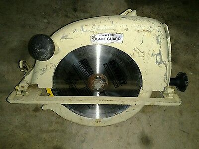 """INGERSOLL-RAND S120 12"""" pneumatic saw"""