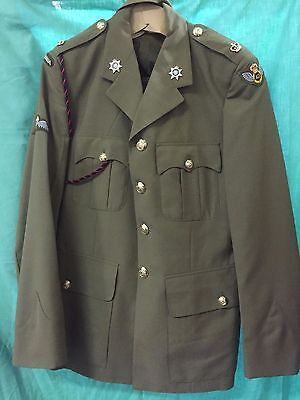 Paratrooper. Australian Army Officer's Service Dress,