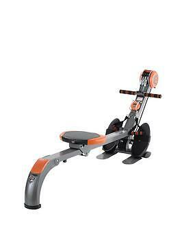 Body Sculpture Foldable Rower and Gym