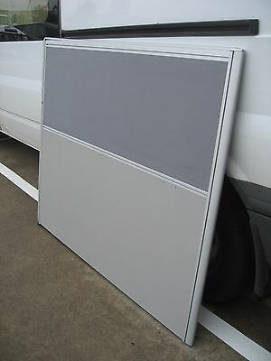 Two Tone Pin Board Top, Partition, Divider Wall, Home, Office, Garage