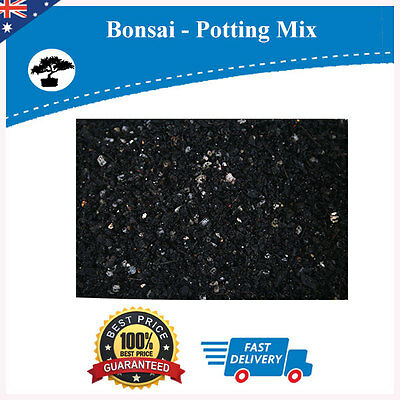 High Grade Professional Bonsai Potting Mix/Soil with Zeolite 2kg Bags