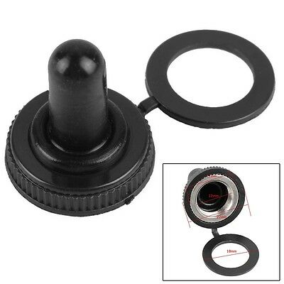 5 Pcs /Lot 12MM Toggle Switch Resistance Waterproof Cap Cover Rubber Boot