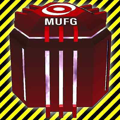 Ingress 10 pcs VERY RARE MUFG Capsules, Guide, INSTANT DELIVERY