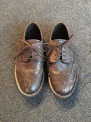 Boys next Leather Brogues