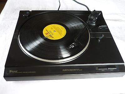 Vintage Sherwood PS 1870 Belt Drive Semi Automatic Turntable Record Player