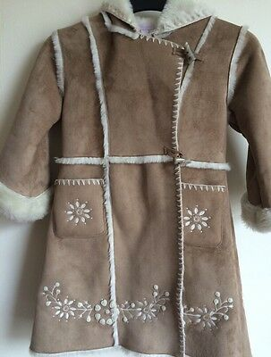 Girls Monsoon Winter Coat