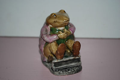 Beswick Beatrix Potter Figure Mr Jackson