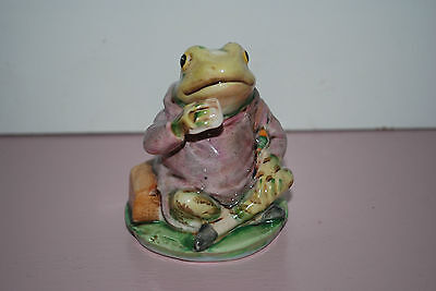 Beswick Beatrix Potter Figure Mr Jeremy Fisher