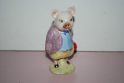 Beswick Beatrix Potter Figure Pigling Bland