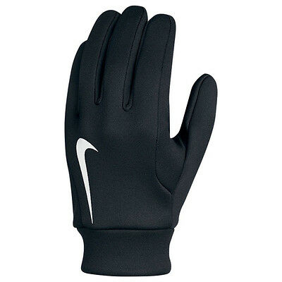 OUTFIELD PLAYERS GLOVES NIKE HYPERWARM ADULT MEDIUM (for Youth or Small Adult)