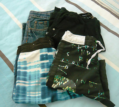 Boys Size 10 & 12 Jeans and Shorts Great Condition