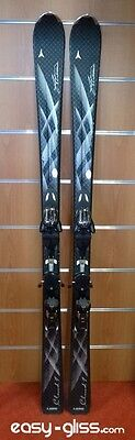 Skis Atomic Cloud 9 D'Occasion + Fixations