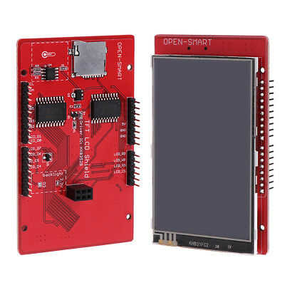 """9cm 3.2"""" TFT LCD Touch Screen Expansion Shield With Touch Pen For Arduino"""
