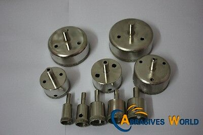 Diamond Coated Drill Bit Hole Saw for glass, tiles, granite marble 20mm to 120mm